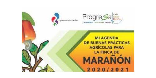Mi Agenda de Buenas Prácticas Agrícolas para la Finca de Marañón 2020/2021