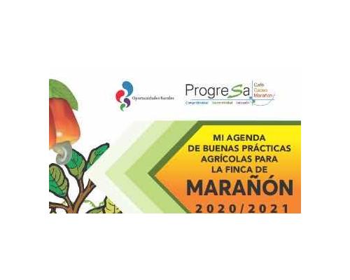 Proyecto Progresa - Agenda de Buenas Prácticas
