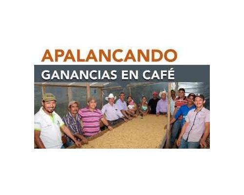 Proyecto Progresa - miniatura apalancando ganancias de café