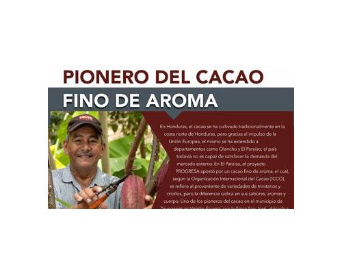 Historia de Éxito: Pionero del Cacao Fino de Aroma